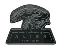 Alien: Collectable Pin Badge - 40th Anniversary (Large)