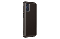 Samsung A32 5G Soft Clear Cover - Black