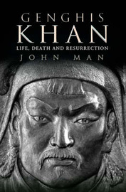 Genghis Khan (UK Airport T/P) by John Man image