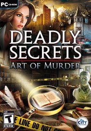Art Of Murder: Deadly Secrets for PC Games