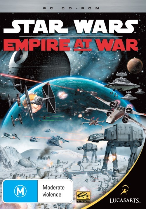 Star Wars Empire at War for PC Games