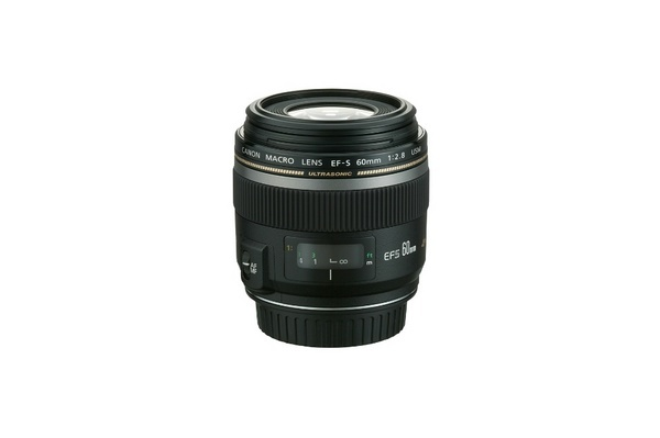 Canon EF-S 60mm 2.8 Macro USM Lens