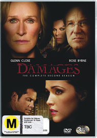 Damages - The Complete 2nd Season (3 Disc Set) on DVD