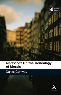 """Nietzsche's """"On the Genealogy of Morals"""" by Daniel Conway image"""