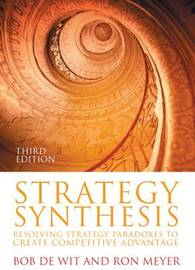 Strategy Synthesis by Ron Meyer image