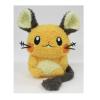 Pokemon: Dedenne - Mokomoko Stuffed Toy
