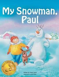 My Snowman, Paul by Yossi Laipid image