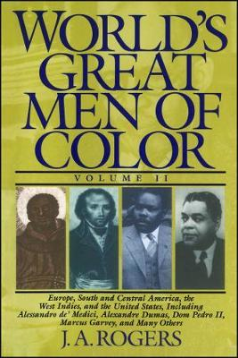 World's Great Men of Color, Volume I by J.A. Rogers image