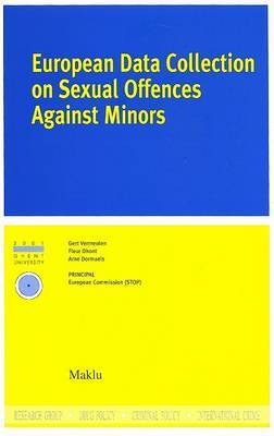 European Data Collection on Sexual Offences Against Minors