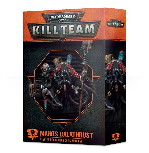 Warhammer 40,000: Kill Team Commander: Magos Dalathrust