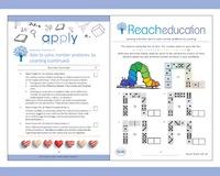 Reaching Competence Mathematics Programme - Book 8 by JJ Purton Jones & Lucy Patston image