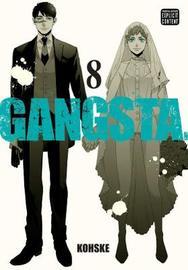 Gangsta., Vol. 8 by Kohske