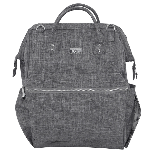 Isoki: Nappy Bag Byron XL Backpack - Elliot