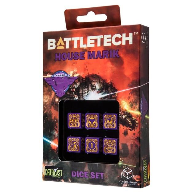 BattleTech: House Marik Dice