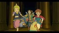Ni no Kuni: Wrath of the White Witch Remastered for PS4 image