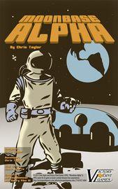 Moonbase Alpha - Board Game