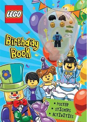 LEGO Birthday Book by LEGO image