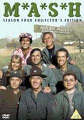 MASH - Complete Season 4 Collector's Edition (3 Disc Box Set) on DVD