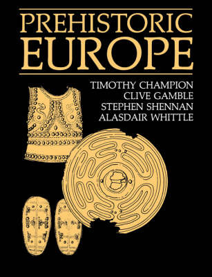 Prehistoric Europe by T.C. Champion image