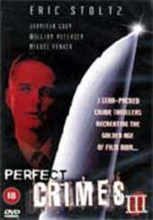 Perfect Crimes - Vol. 3 on DVD
