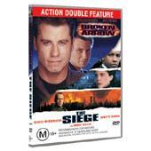 Broken Arrow / The Siege (Double Pack) on DVD