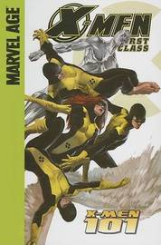 X-Men 101 by Jeff Parker
