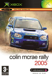 Colin McRae Rally 2005 for Xbox