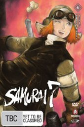 Samurai 7 - Vol. 6: Broken Alliance on DVD