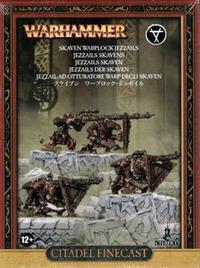 Warhammer Skaven Warplock Jezzails