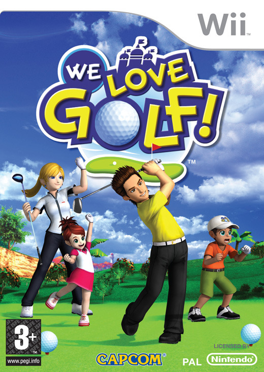 We Love Golf! for Wii
