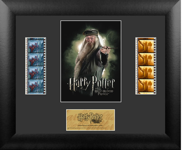 FilmCells: Double-Cell Frame - Dumbledore (Half-Blood Prince)