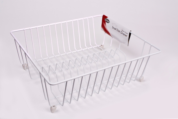 plastic wire small dish drainer at mighty ape australia. Black Bedroom Furniture Sets. Home Design Ideas