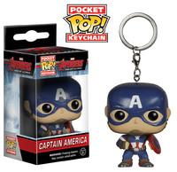 Avengers 2 - Captain America Pop! Keychain
