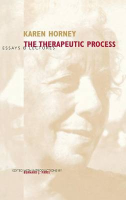 Therapeutic Process by Karen MD Horney