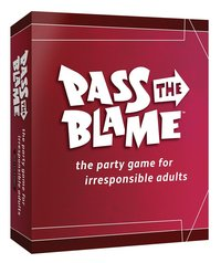 Pass the Blame - Board Game