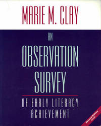 An Observation Survey of Early Literacy Achievement by Marie M Clay image