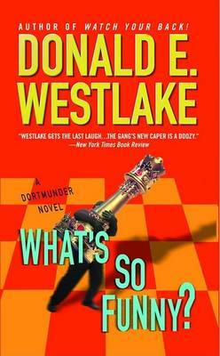 What's So Funny? by Donald E Westlake image