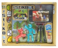Stikbot: Studio Pack - Pets (Assorted Designs)