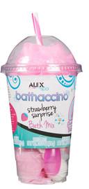 Alex Spa: Bathaccino Bath Mix - Strawberry Surprise