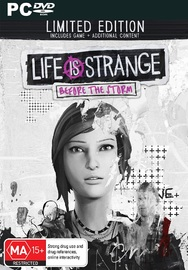 Life is Strange: Before the Storm Limited Edition for PC