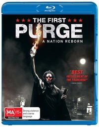 The First Purge on Blu-ray