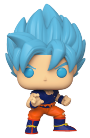 Dragon Ball Super – SSGSS Goku Pop! Vinyl Figure image