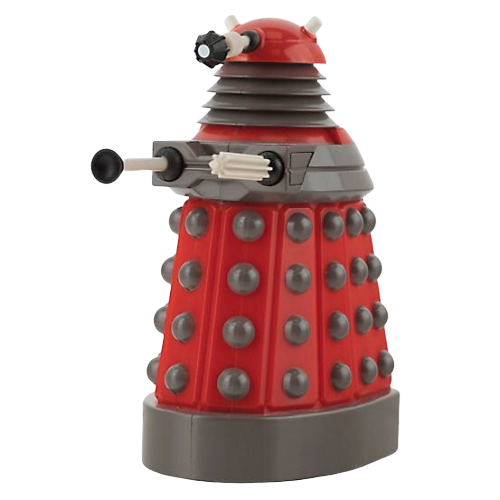 Doctor Who Red Dalek Bottle Opener with Sound Effects