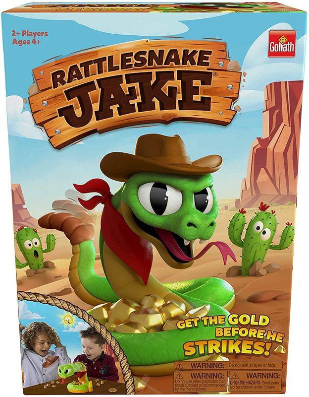 Rattlesnake Jake - Children's Game