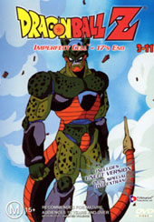 Dragon Ball Z 3.11 - Imperfect Cell - 17's End on DVD