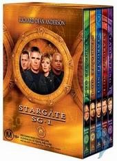 Stargate SG-1 - Season 6 (6 Disc Box Set) on DVD