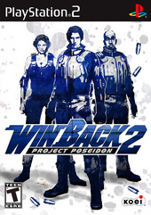 Winback 2: Project Posieden for PlayStation 2