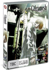 Gilgamesh - Tablet 05: As Truth Breaks Like Glass on DVD