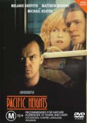 Pacific Heights (NTSC) on DVD