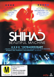 Shihad: Beautiful Machine on DVD image